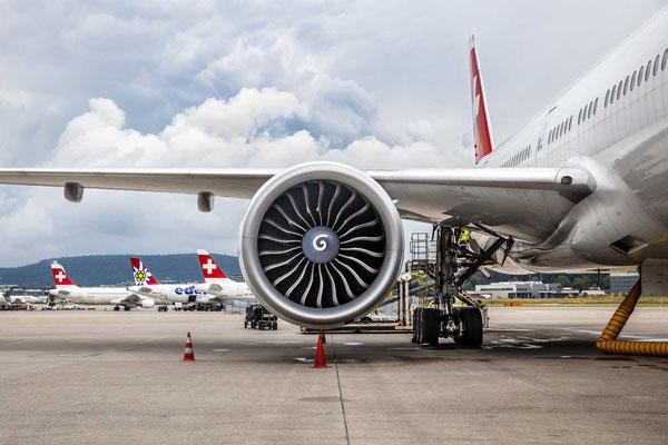 Flughafen Zurich Airporttour 3.8.2020
