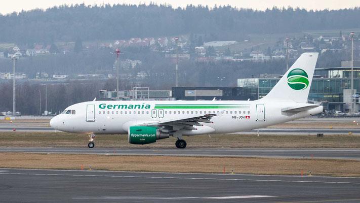 Germania – HB-JOH – 22.02.2019