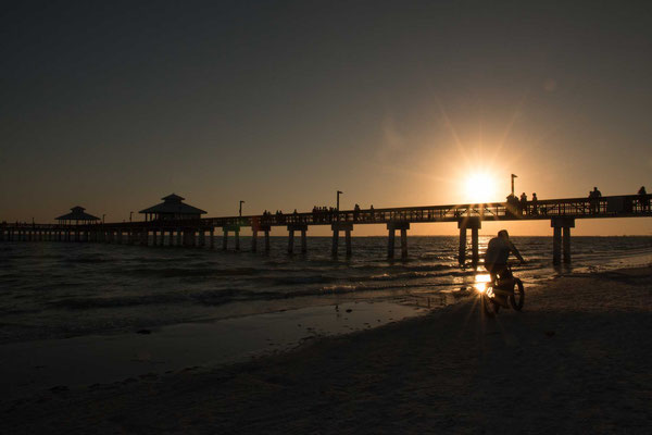 Fishing Pier, Estero Island, Fort Myers