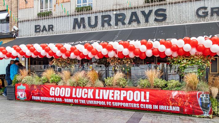 Good luck Liverpool zum Uefa Champions League Finale im Estadio Metropolitano in Madrid - Tottenham-Liverpool 0:2