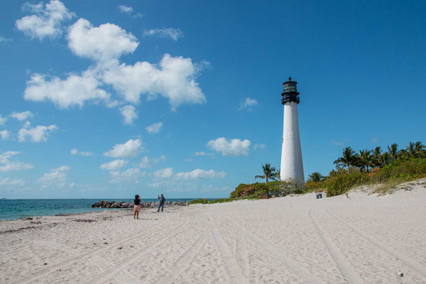 The Cape Florida Light, Key Biscayne