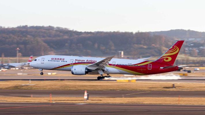 Hainan Airlines – B-1499 – 24.02.2019