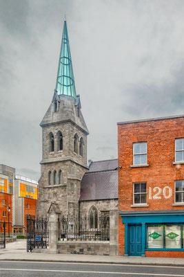 Pearse Lyons Distillery, eine kleine Whiskeybrennerei, die in einer ehemaligen Kirche errichtet wurde.