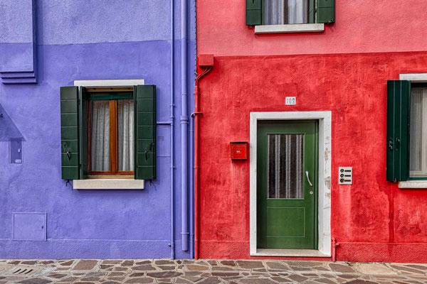 Burano - Farben überall wohin man blickt.