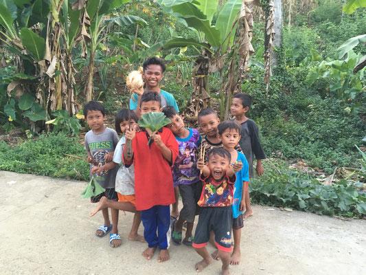 Dorf Bomba - Togian Islands - Sulawesi - Reisetipps - travelumdiewelt.de