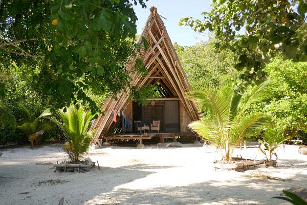 Lia Beach Resort - Unterkunft Togian Islands - Reisetipps - travelumdiewelt.de