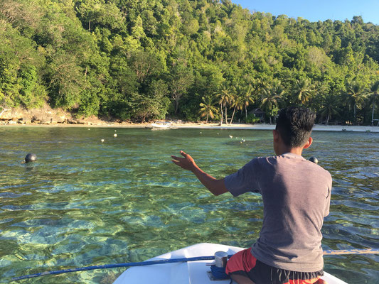 Traumstrand - Sulawesi - Togian Islands - Reiseblog - travelumdiewelt.de