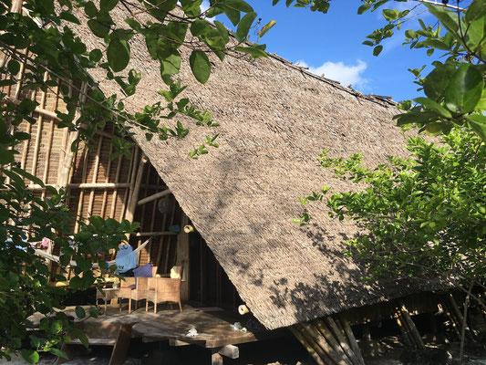 Unterkunft - Togian Island - Sulawesi - Reiseblog - travelumdiewelt.de