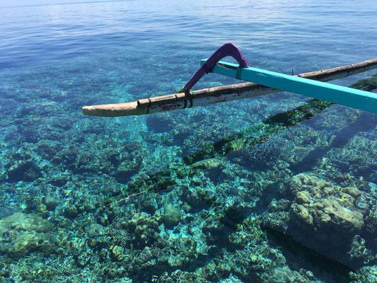 Schnorcheln - Atoll - Togian Islands - Indonesien - travelumdiewelt.de