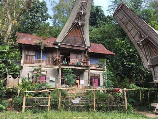 Unterkunft - Reisetipps - Rantepao - Tana Toraja - travelumdiewelt.de