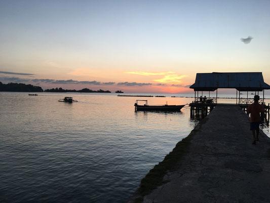 Dorf Bomba - Togian Islands - Sulawesi- Ausflüge - travelumdiewelt.de