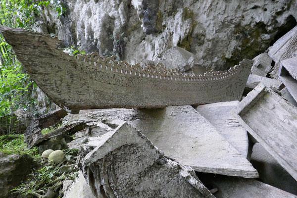 Grabhöhle - Tana Toraja - Sulawesi - Indonesien - travelumdiewelt.de