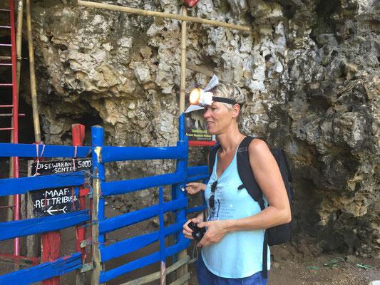 Reisetipps - Höhle - Sulawesi - Indonesien - travelumdiewelt.de