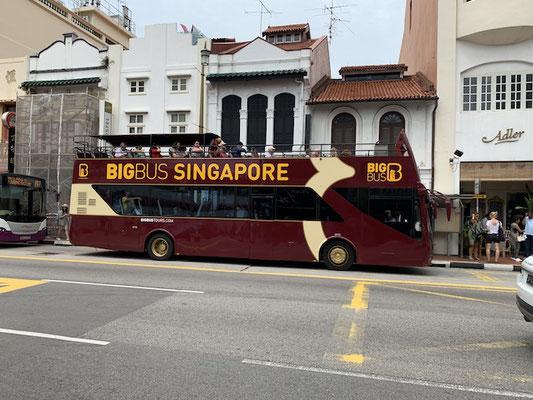 Sightseeing Tour - Singapur - travelumdiewelt.com