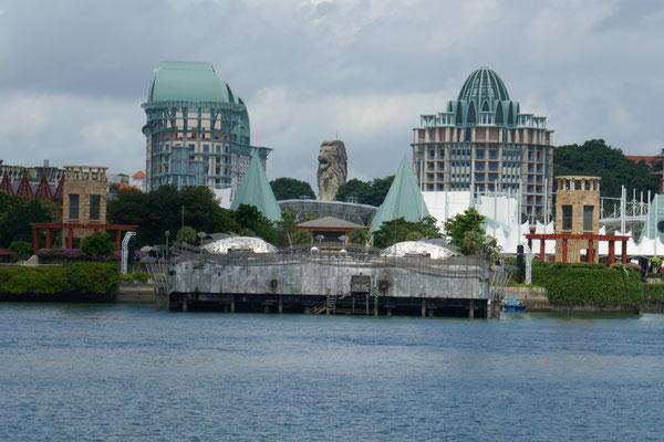 Sentosa Island - Phantasialand - Attraktion - Singapur - travelumdiewelt.com