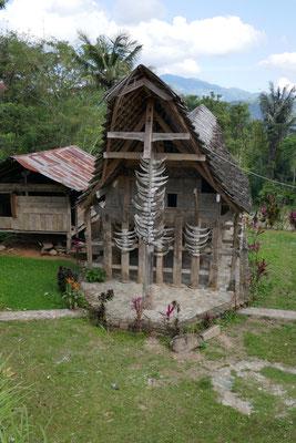 Tana Toraja - Rantepao - Sulawesi - Indonesien - travelumdiewelt.de