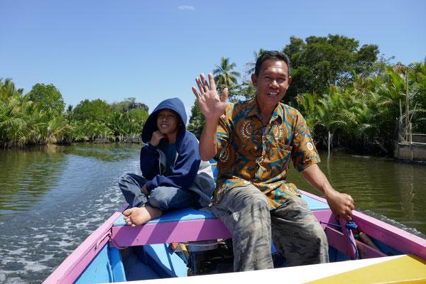 Südsulawesi - Bootstour - Makassar - travelumdiewelt.de