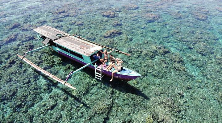 Bootsausflug - Schnorcheln - Togian Islands - Reisetipps - travelumdiewelt.de