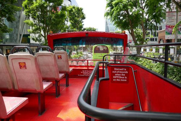 Sightseeing Bus Tour - Singapur - travelumdiewelt.de
