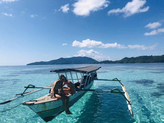 Schnorcheln am Atoll - Reisetipps - Sulawesi - travelumdiewelt.de