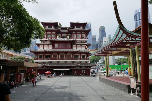 Chinatown - Singapur - travelumdiewelt.de