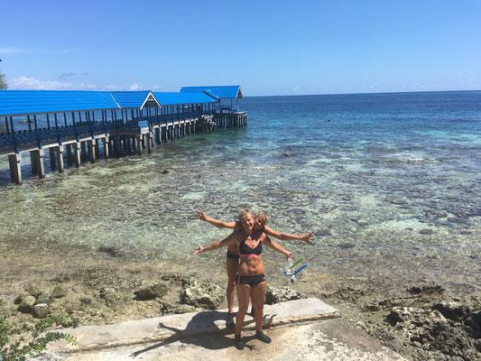 Inselparadies - Togian Islands - Sulawesi - Reiseblog - travelumdiewelt.de