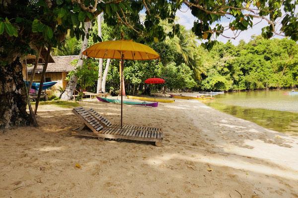 PokiPoki Resort - Togian Islands - Sulawesi - travelumdieweltde
