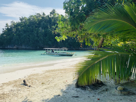 Paradies - Lia Beach Resort - Sulawesi - travelumdiewelt.de