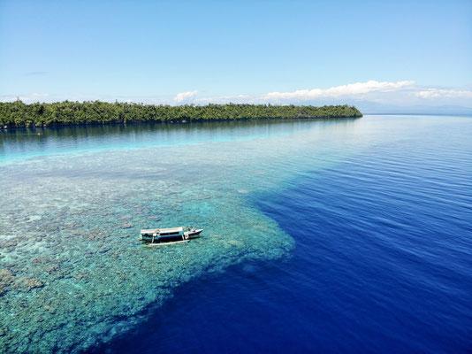 Paradies - Schnorcheln - Togian Islands - Indonesien - travelumdiewelt.de