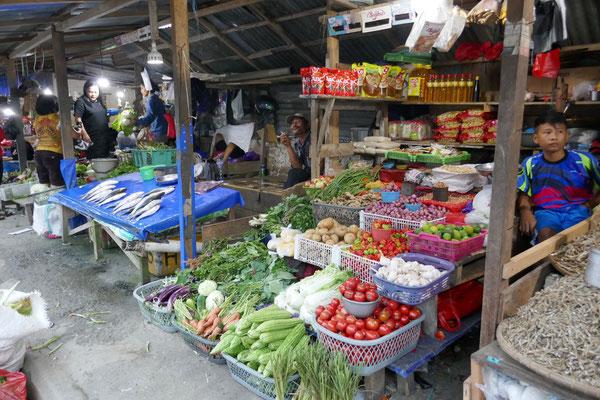 Markt - Rantepao - Sulawesi - Reisetipps - travelumdiewelt.de
