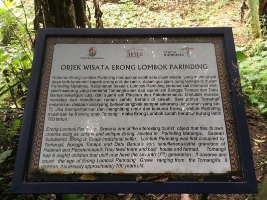 Grabhöhle - Rantepao - Tana Toraja - Sulawesi - travelumdiewelt.de