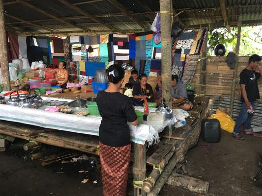 Zeremonie - Tana Toraja - Sulawesi - travelumdiewelt.de