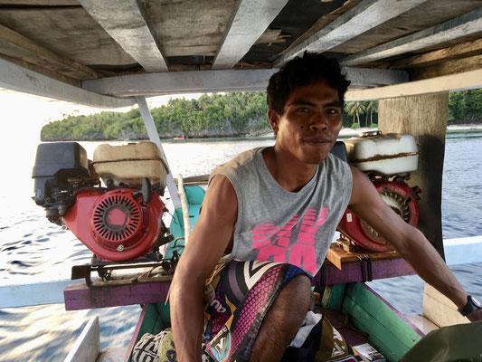 Bootsausflug - Togian Island - Sulawesi - travelumdiewelt.de