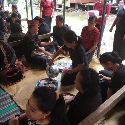 Zeremonie- Rantepao - Sulawesi- Indonesien - travelumdiewelt.de