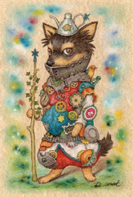 キャラクターポストカード3