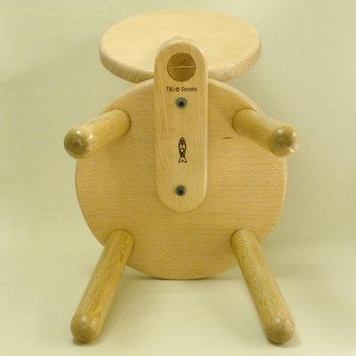木製キッズチェア3