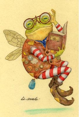 キャラクターポストカード4