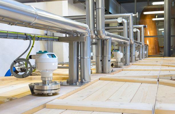 Kunde: HL Anlagentechnik GmbH  Location: St. Kilian Distillers GmbH