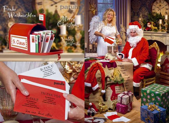 PATURA KG-Weihnachtskarte