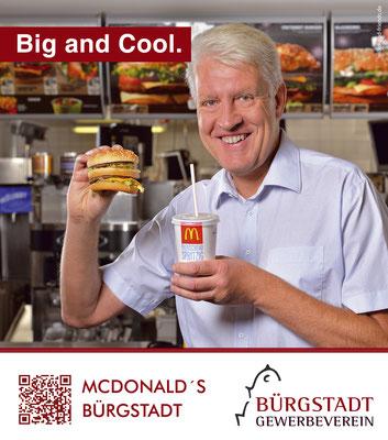 Kunde: McDonalds Bürgstadt