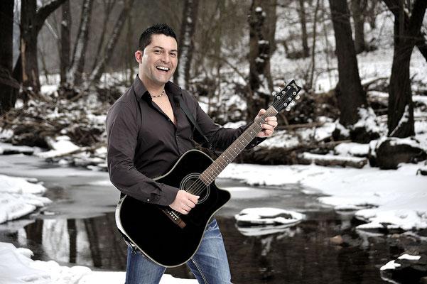 Alex Silva - Sänger