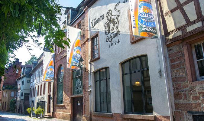Kunde: Brauhaus Faust KG - Brauerei