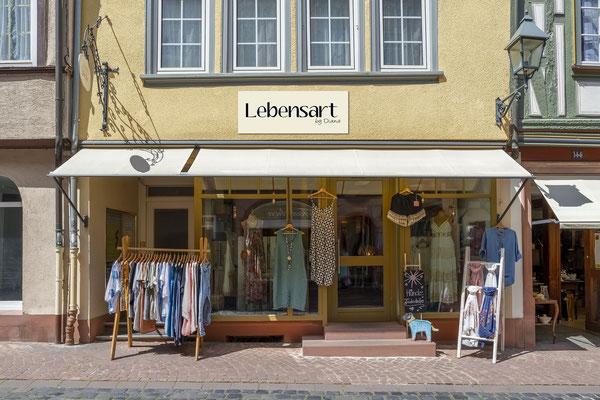 "Modeboutique ""LEBENSART BY DIANA"" Miltenberg"