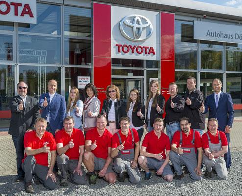 Kunde: Toyota Autohaus Dörr