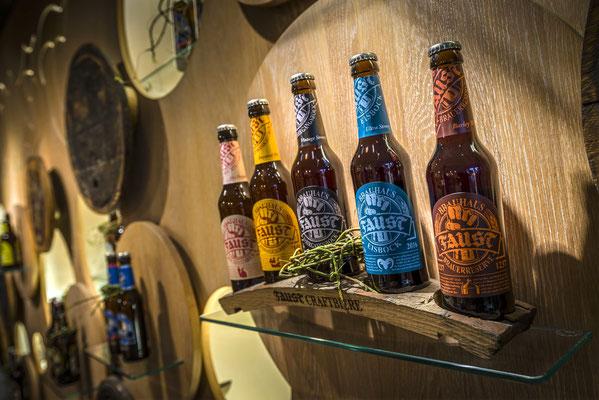 Kunde: Brauhaus Faust KG - Brauerei Laden - HDR Aufnahme