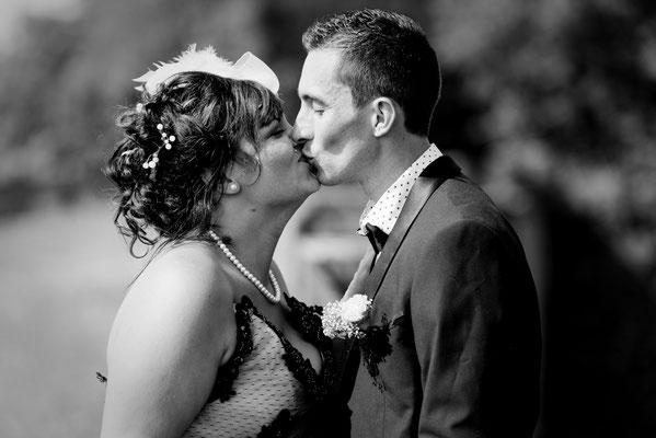 Mariage J&M - Photo de couple - Passavant la Rochère- Haute-Saône
