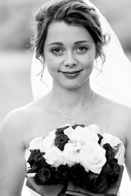 Mariage M&M - La mariée - Fleurey les Faverney - Haute-Saône