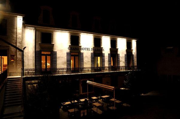 Hôtel de Salins-Les-Bains - Jura