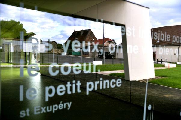 Ecole de Vy-les-Lure - Haute-Saône - Architecte : Thierry Gheza