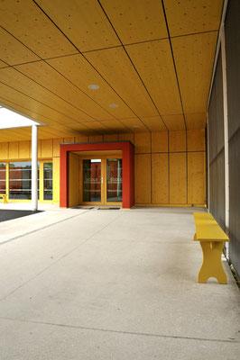 Ecole - Territoire de Belfort - Architecte : Thierry Gheza